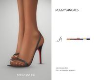 "MOWIE - ""Peggy"" Sandals"