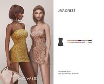 """MOWIE - """"Uria"""" Dress"""