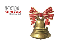 Art Studio.FULL PERM \\ Christmas Bell_Gift