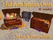 Fabulous full perm Treasure Hunt Items!