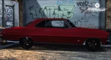 .::Indulge::. 67' Heavy II  Custom RED