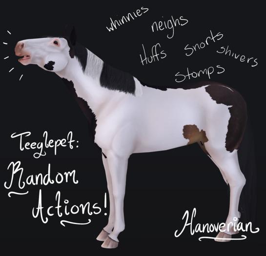 ~Mythril~ Teeglepet: Random Actions: Hanoverian