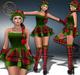 Arisarisb w coal49 jinglebells christmas elf secundary market