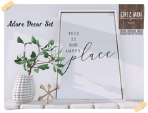 Adore Decor Set ♥ CHEZ MOI