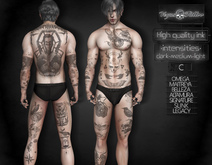 .: Vegas :. Tattoo Applier Society x