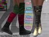 TF: Trina High Boots Maitreya Slink Belleza FATPACK