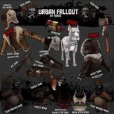 Foxes - Urban Fallout - Goggles - Worn [box]
