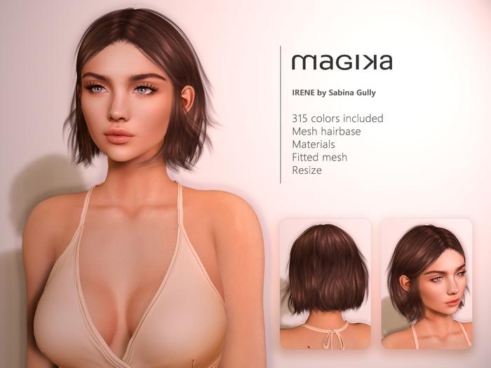 Magika DEMO - Irene