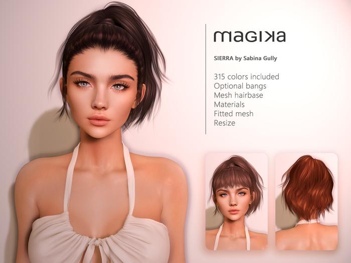 Magika - Sierra