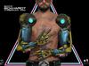 (ADD) B3NTO - Eckhardt - Cyberpunk arms