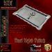 KDC Padlock Valentine Metal (1 piece)
