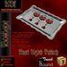 KDC Padlock Valentine Red (3 pieces)
