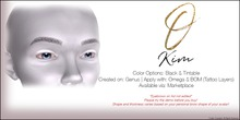 Ocular - Kim Brows