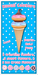 Kawaii Couture Silly Dilly Donut Ice Cream Cone V2