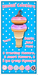 Kawaii Couture Silly Dilly Donut Ice Cream Cone V1