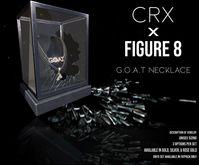 CRX GOAT Chain (Silver)