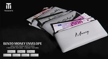 Tredente // Bento Money Envelope (Packed)