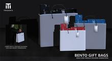 Tredente // Bento Gift Bag (Packed)