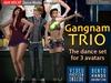A&M: Gangnam TRIO - group dance set (Bento) :: #TAGS - Gangnam Style, PSY, k-pop, kpop