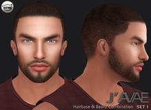 [J'AVAE] SET I - Hairbase & Beard Combination - Catwa