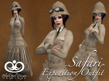 Safari Expedition Wear For Ladies