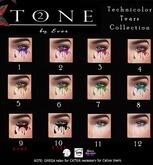 TONE 2 - Technicolor Tears  #8 LELUTKA