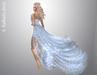Fairodis frozen wind dress poster