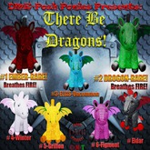 DMR-Posh Ponies-There be Dragons! #6 FIGMENT-Common-T
