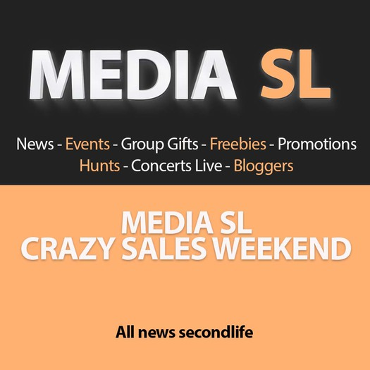 MEDIA SL CRAZY SALES WEEKEND