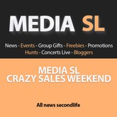 MEDIA SL CRAZY SALES WEEKEND