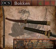 *CBB* Bokken by Chosen Blades Blacksmith