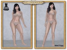 *LBD* BOM Ruth 2.0 Mesh Body