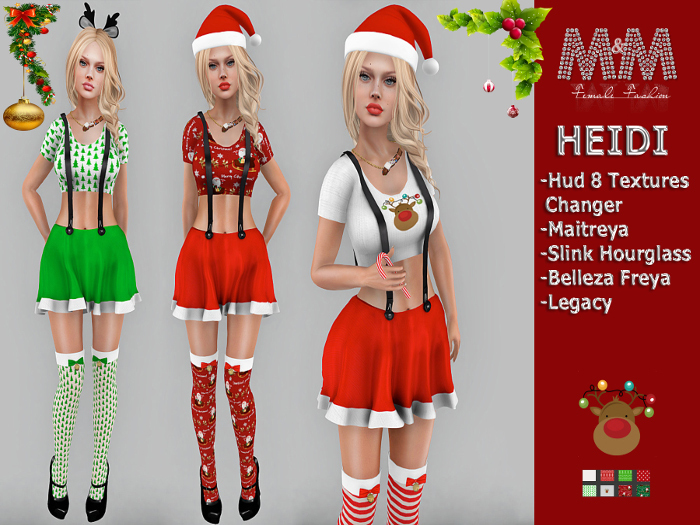 WINTER - M&M-MERRY CHRISTMAS-DIC19