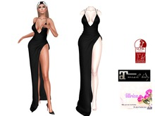 Ulrica-Sexy Gown-SLink Maitreya
