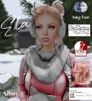 .Ailhin. Ela Shape Legacy, Hourglass, Maitreya & Belleza. Genus