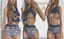[ Bag ] - Set Tahiti ( Undress me ) - *Nandi Style*