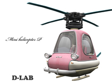 d-lab Mini helicopter P-ve