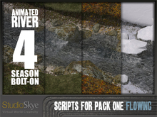 Skye Animated River 4 Season Bolt-on for Pack 1 [Scripts Only]
