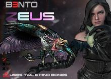 B3NTO - ZEUS - legendary bento  eagle