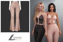 Lowen - Bubu Pants [Beige]