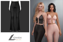 Lowen - Bubu Pants [Black]
