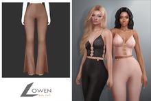 Lowen - Bubu Pants [Taupe]