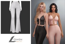 Lowen - Bubu Pants [White]