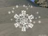 Snowflake tipjar 012