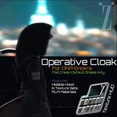 [inZoxi] - ONA Snokra Officers Coat BOX