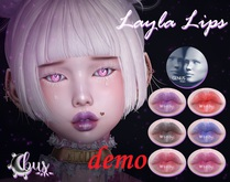 -bus- ..DEMO Layla Lips.. { GENUS }