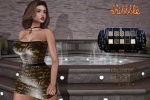 DriBbble Dress Coffe