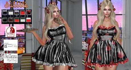 DriBbble Dress Nataline