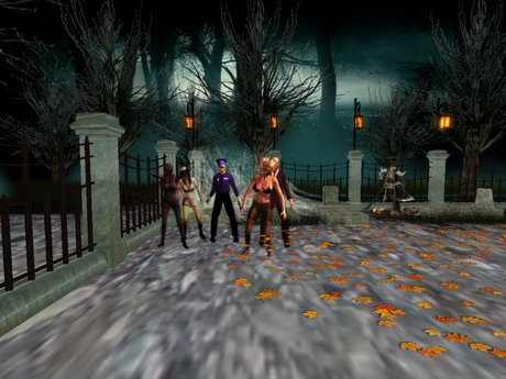 Second Life Halloween 2020 Second Life Marketplace   halloween the Exorcism 2019/2020 324P