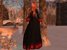 Gown Winter Targaryen Maitreya